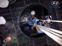 Treinamento de NR33 Supervisor – Empresa Hyundai