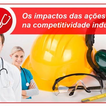 Diretor de Operações do Sesi explica os impactos das ações de SST na competitividade industrial