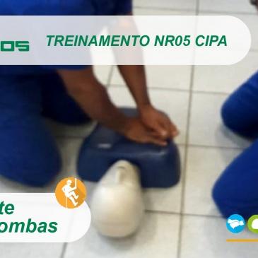 Treinamento CIPA EB Bombas