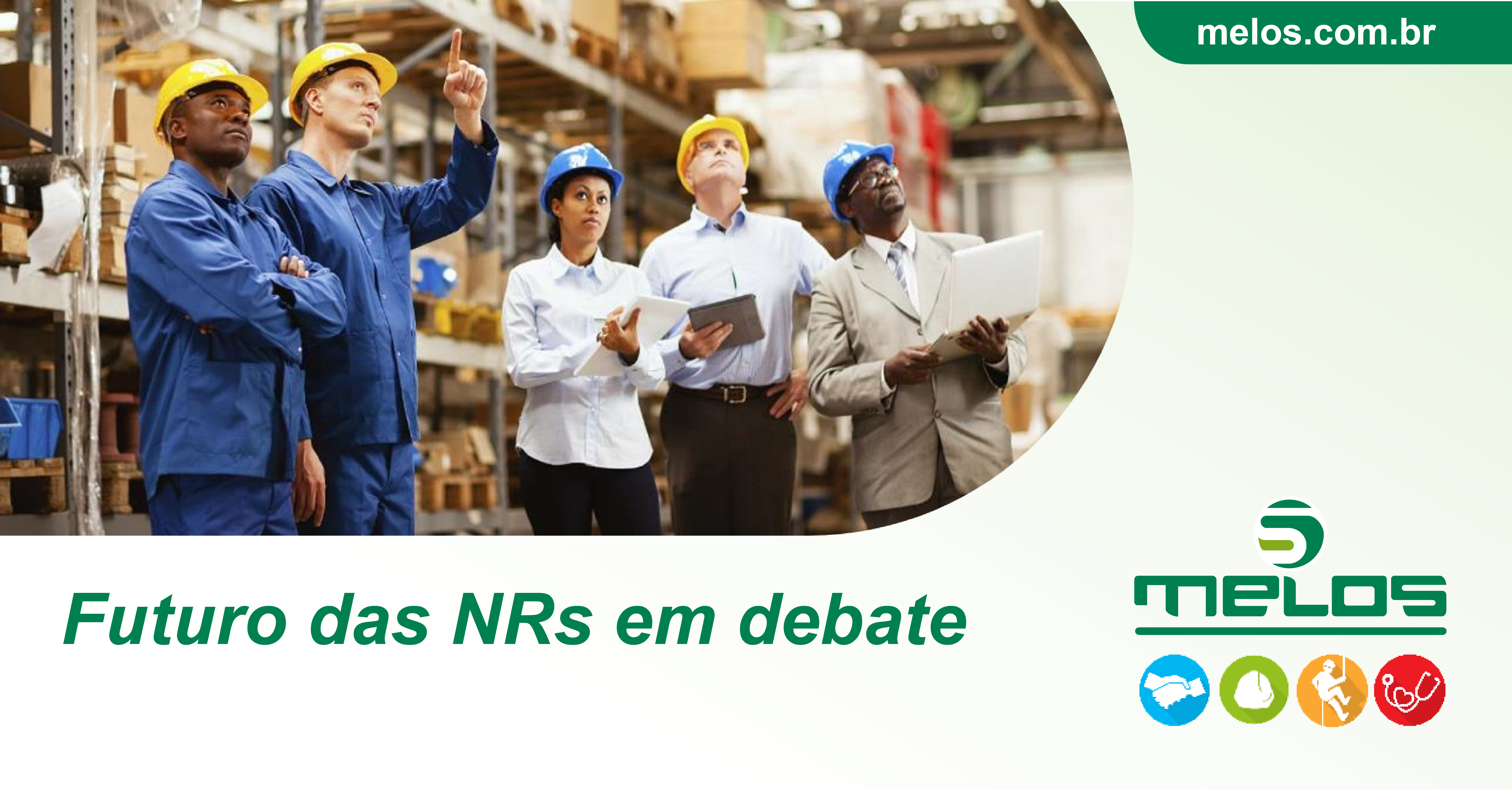 Futuro das NRs